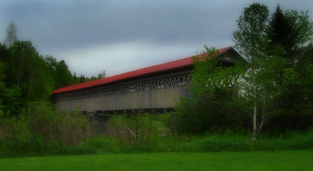 Gould Covered Bridge